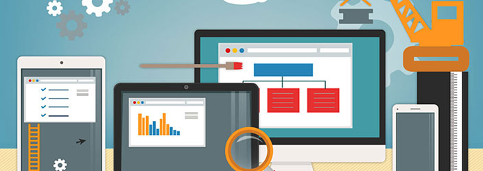 Refonte design site internet