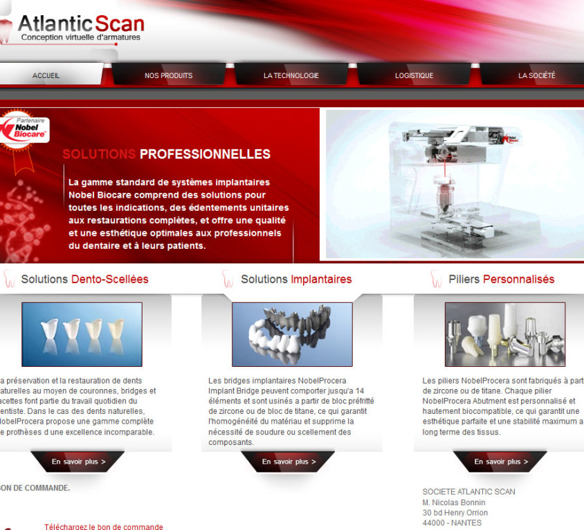 Atlantic Scan